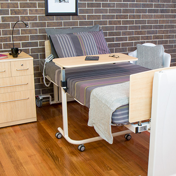 Aged Care overbed table