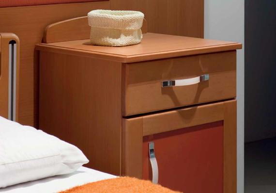 Australian made hospital bedside cabinets