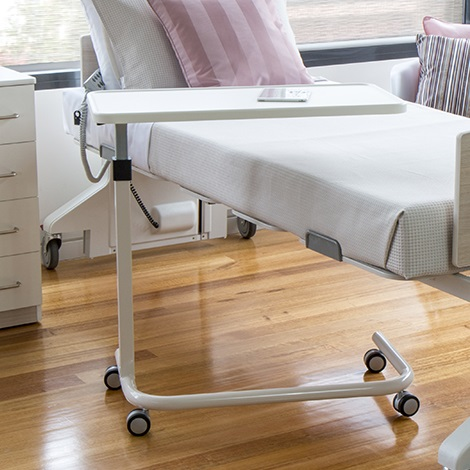 Hospital overbed table 225T
