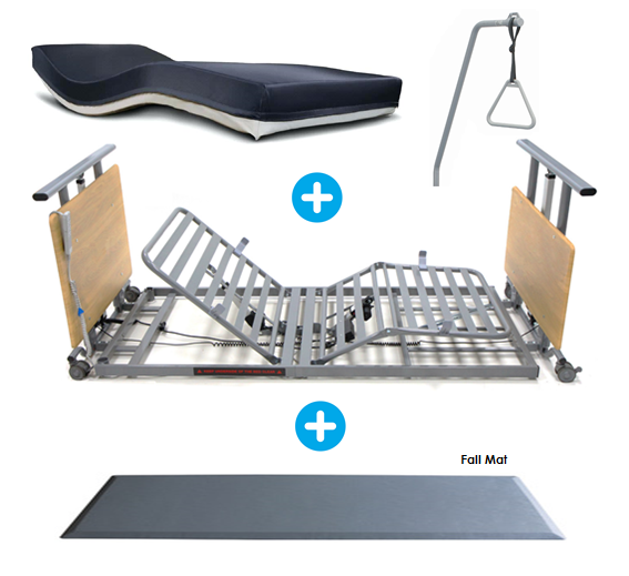 Ultra Low Bed + Accessory Package
